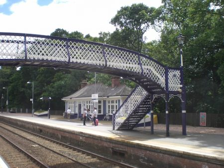 National Railway Heritage A wards 2014