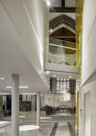 Building: All SoulsArchitect: OMILocation: Bolton, RICS Awards 2015