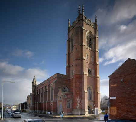 Building: All SoulsArchitect: OMILocation: Bolton, RICS Awards 2015