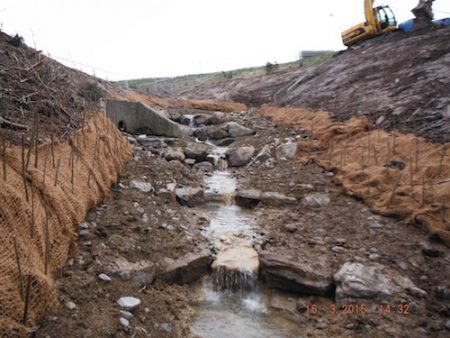 Phase 3B of the Smithton and Culloden flood alleviation scheme