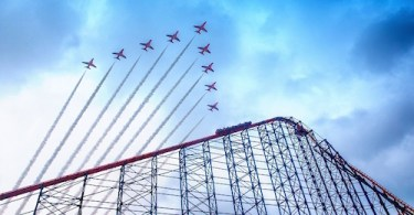 Sky Force Blackpool