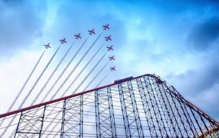 Sky Force Blackpool