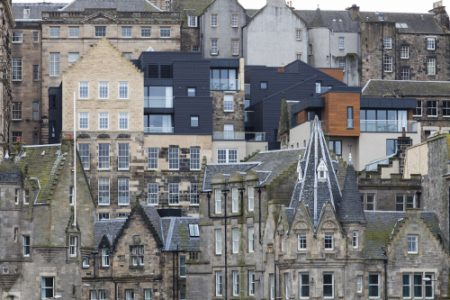 Advocates Close, Edinburgh, RICS Awards
