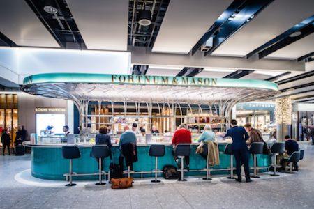 Heathrow's Terminal 5 The Bar, Paul Winch-Furness / Photographer