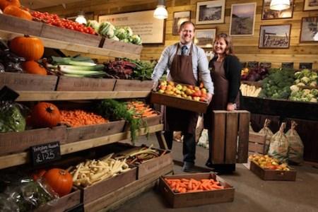 Keelham Farm Shop,  Skipton