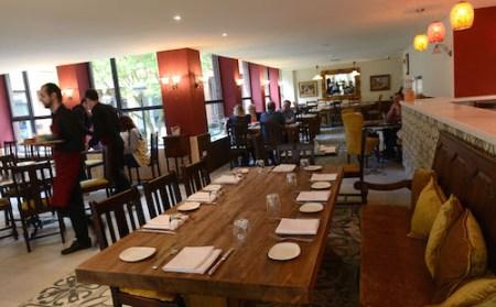 El Borracho De Ora restaurant in Edgbaston, Birmingham