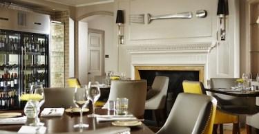 Fork Restaurant, Royal Berkshire Hotel