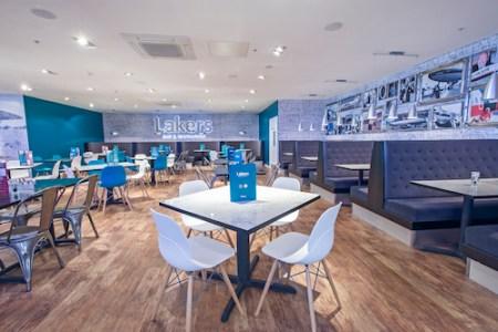 Laker Bar & Restaurant, Southend Airport