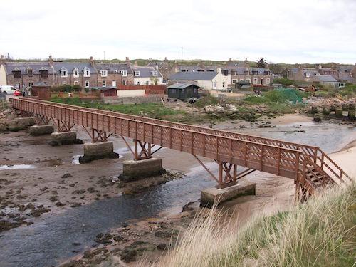 Ladies Bridge- Cruden Bay