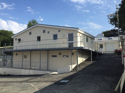 A New Cattery for GSPCA