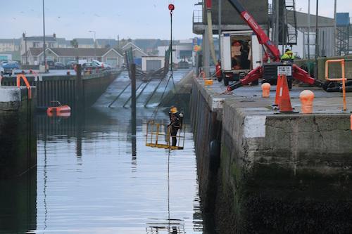 NIFHA, Portavogie, Kilkeel Harbour, Northern Ireland