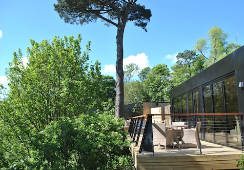 Treehouse Hotelو Hythe in Kent, Port Lympne Reserve