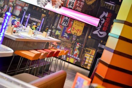 Yo! Sushi, Liverpool ONE