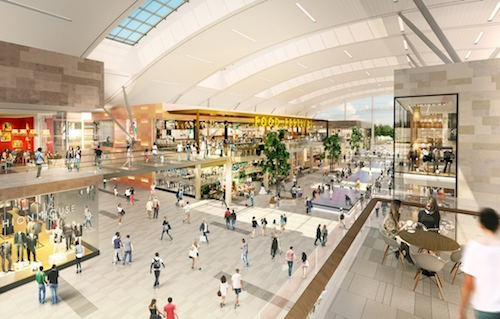 Green light for retail, intu Milton Keynes