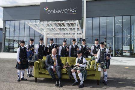 Pic Alan Richardson Dundee, Pix-AR.co.uk Sofaworks Dundee