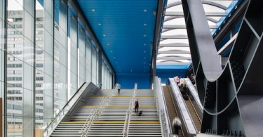 Architecture and Interior Photography by Jim Stephenson, Network Rail