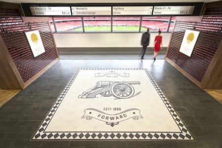 Royal Oak Hospitality Space,  Arsenal Football Club
