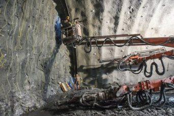 Brenner Base Tunnel