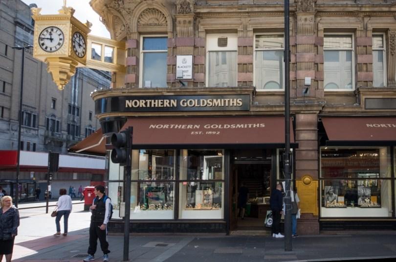 Goldsmiths Newcastle