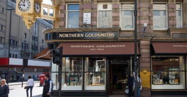 Goldsmiths Newcastle
