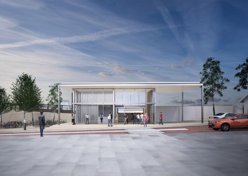 Major improvement plans for Acton Main Line station unveiled
