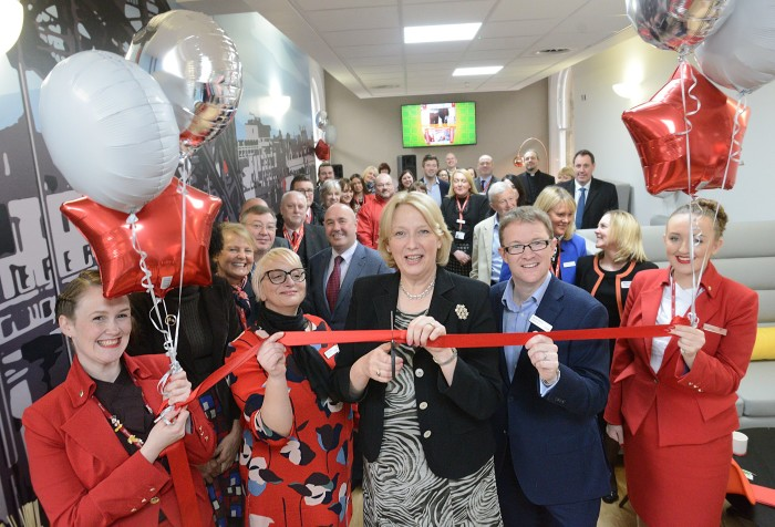 Virgin Trains injects extra style into First Class travel with lounge makeover at Newcastle