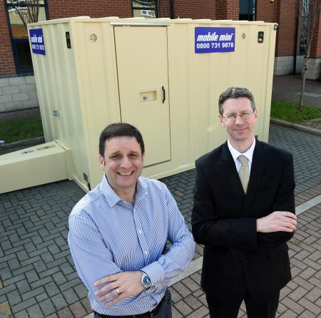 It's Groundhog Day At Mobile Mini: Company Exclusively Launches Cost And Energy Efficient Mobile Welfare Units