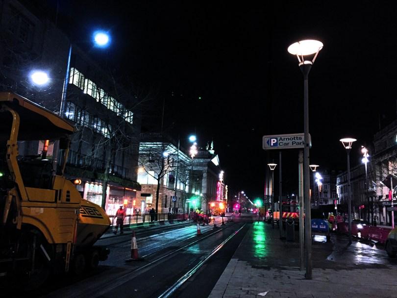 Luas Cross City