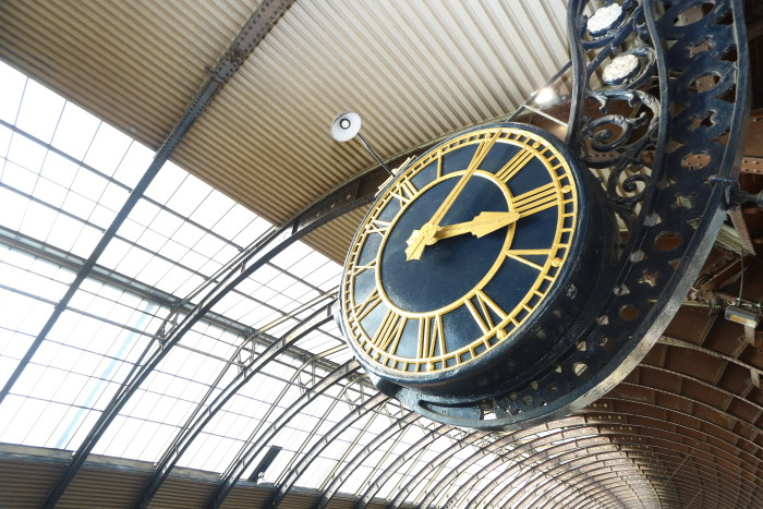 Time Is Ticking On York Station Photo Competition