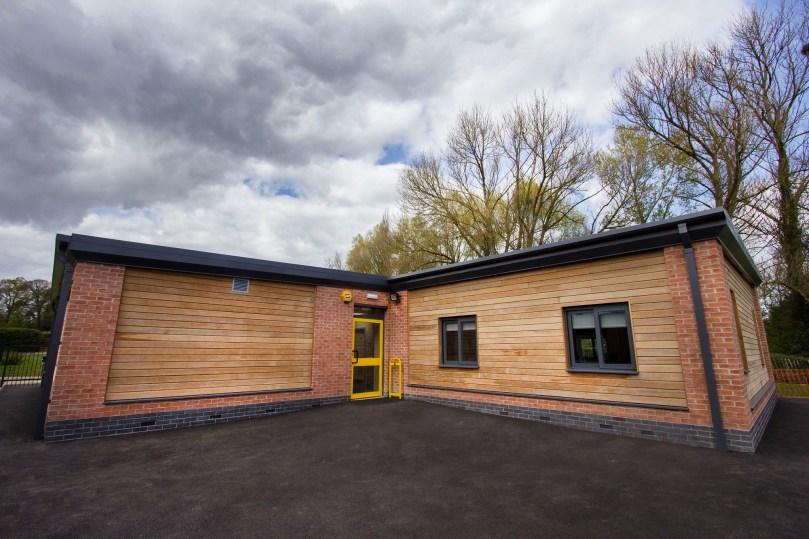 Flintham Primary School Opens Three New Classrooms
