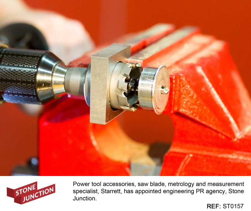 Picked With precision - Starrett Appoints Technical PR Agency Stone Junction