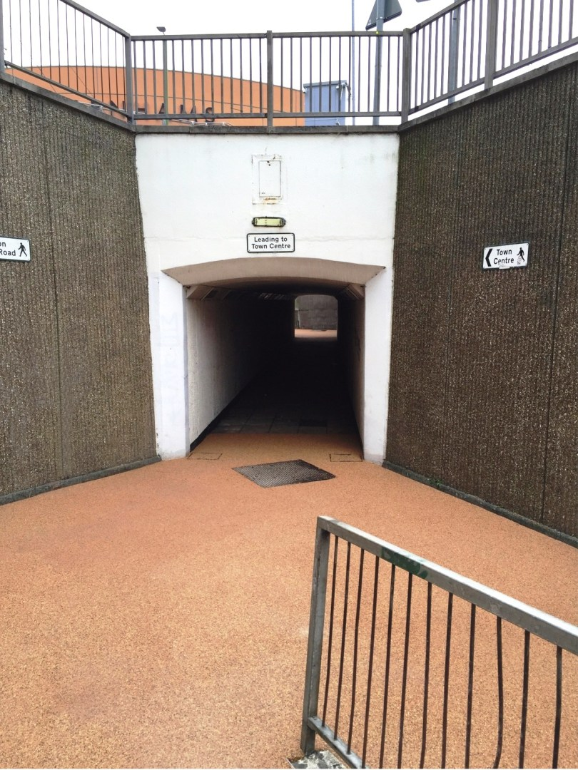 SUDSTECH SPECIFIED TO RE-OPEN MAGIC ROUNDABOUT SUBWAY