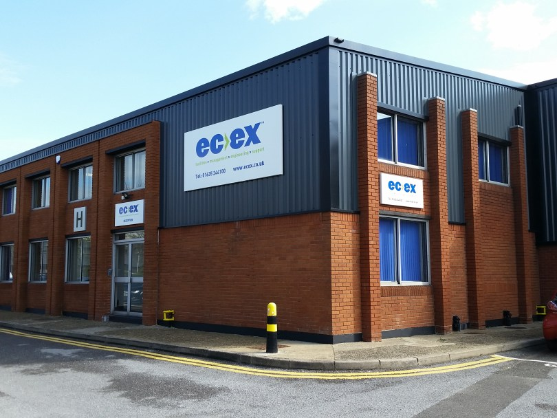 ECEX Expansion to Better Service Its Customers