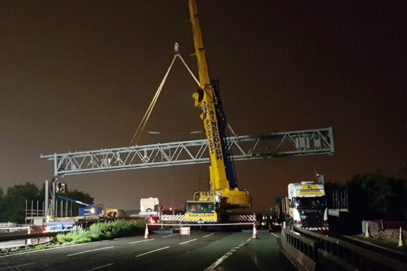 Manchester's Smart Motorway Enters New Phase