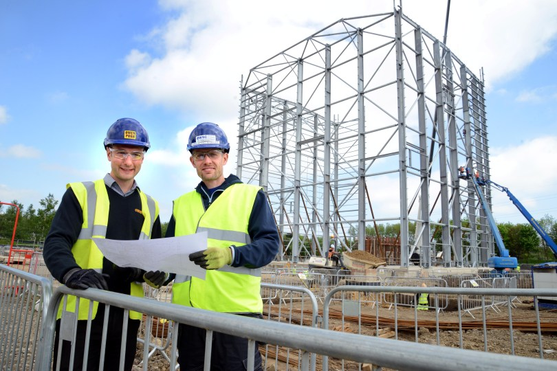 Owen Pugh Is Fired Up To Deliver £3 Million Power Plant Work