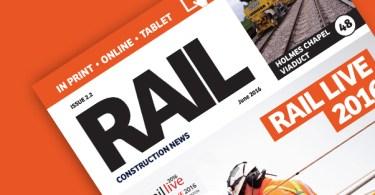 Rail Construction News 2.2