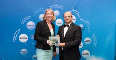 Aura Light Receives Frost & Sullivan Award