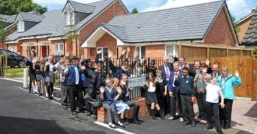 Birmingham School Pupils Name Road For Latest Housing Scheme