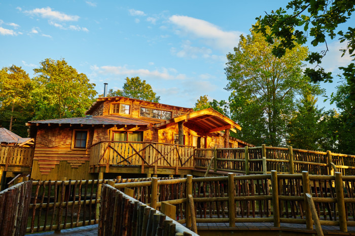 Center Parcs Brings Treehouse Breaks To Elveden Forest