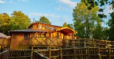Center Parcs Brings Treehouse Breaks To Elveden Forest