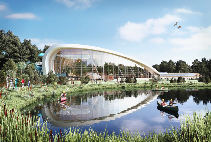 Center Parcs gains planning permission for Irish village