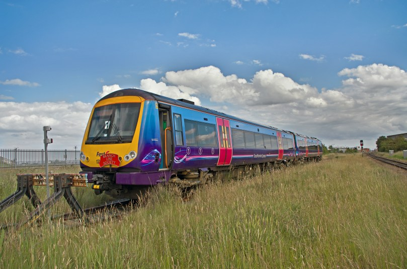 Goodbye Old Friend! Farewell Tour For TransPennine Express (TPE) Trains Raises £16,000 For Charity