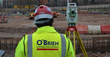 O'Brien Contractors Wins A Coveted RoSPA Gold Hat-Trick