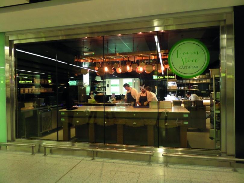Grain Store Café