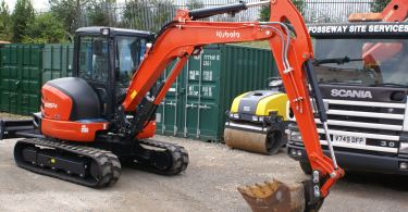 Fosseway Hire strengthens unique Kubota offering for plant hire