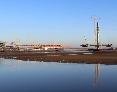Mersey Gateway milestone completed