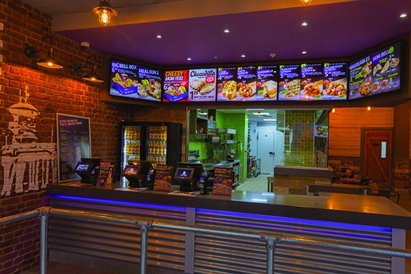 Taco Bell Southampton