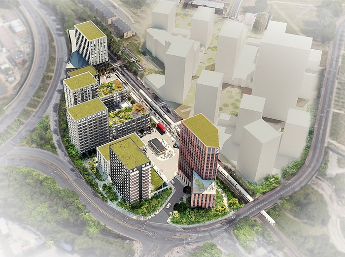 TfL names partner in delivery of 400 new homes in Kidbrooke