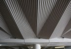 Striking New Architectural Ceilings Completed at Farringdon and Liverpool Street Elizabeth Line Stations