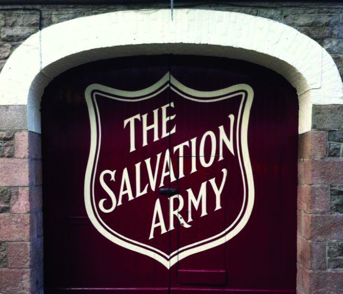Salvation Army Café
